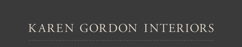 Karen Gordon Interiors