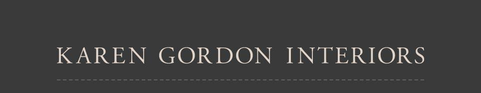 Karen Gordon Interiors